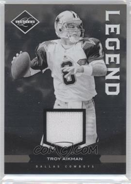 2011 Panini Limited - [Base] - Threads [Memorabilia] #119 - Troy Aikman /99