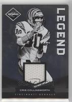 Cris Collinsworth [Noted] #/99