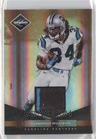DeAngelo Williams #/50