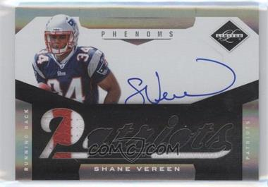 2011 Panini Limited - [Base] #216 - Material Phenoms RC - Shane Vereen /299