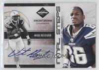 Vincent Brown /50