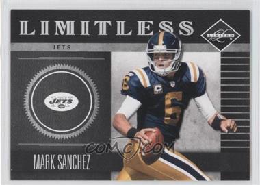 2011 Panini Limited - Limitless #12 - Mark Sanchez /249