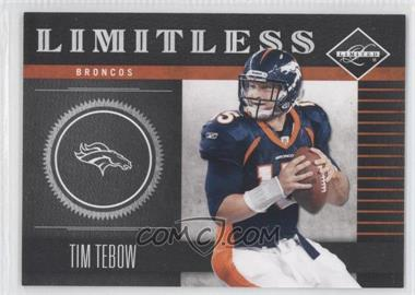 2011 Panini Limited - Limitless #2 - Tim Tebow /249