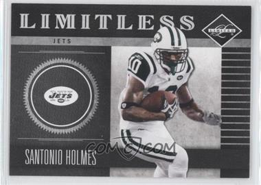 2011 Panini Limited - Limitless #25 - Santonio Holmes /249