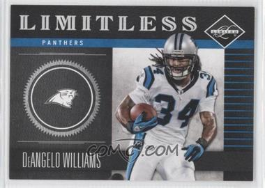 2011 Panini Limited - Limitless #6 - DeAngelo Williams /249