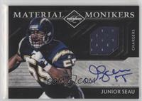 Junior Seau #/35