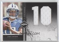 Jake Locker #/49