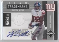 Hakeem Nicks /20