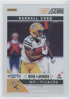 Randall Cobb (Score)