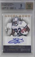 Emmitt Smith /40 [BGS 9 MINT]