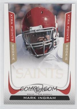 2011 Panini Prestige - [Base] - Xtra Points Red #265 - Mark Ingram /100