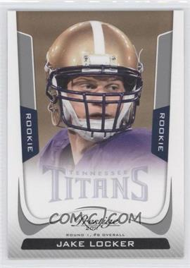 2011 Panini Prestige - [Base] #247 - Jake Locker