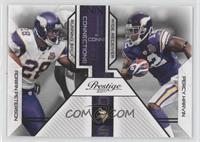 Adrian Peterson, Percy Harvin