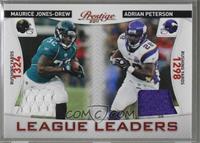 Adrian Peterson, Maurice Jones-Drew /200