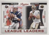 Drew Brees, Tom Brady