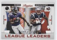 Ed Reed, Devin McCourty