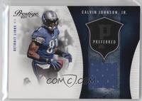 Calvin Johnson Jr. /250