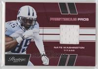 Nate Washington /250