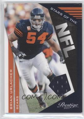 2011 Panini Prestige - Stars of the NFL - Materials [Memorabilia] #7 - Brian Urlacher /250