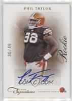 Rookie - Phil Taylor #/49