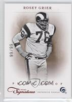 Rosey Grier #/99