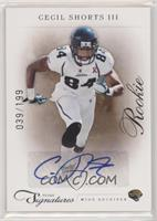 Rookie - Cecil Shorts III [EX to NM] #/199