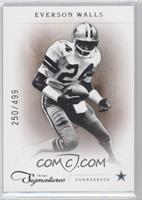 Everson Walls /499