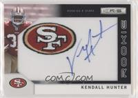 Kendall Hunter #/299
