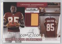 Leonard Hankerson #/50