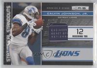Calvin Johnson Jr. #/50
