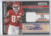 Dwayne Bowe #/20