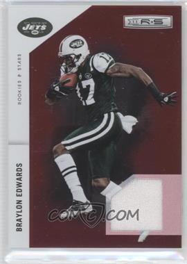 2011 Panini Rookies & Stars Longevity - [Base] - Ruby Materials [Memorabilia] #102 - Braylon Edwards /299