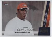 Orlando Franklin #/100