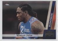 Quinton Carter /100