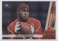 Ronald Johnson /100