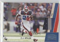 C.J. Spiller /99