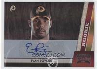 Evan Royster /299