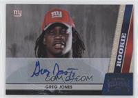 Greg Jones /299