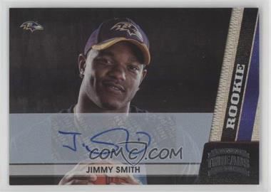 2011 Panini Threads - [Base] - Silver Signatures [Autographed] #197 - Jimmy Smith /299