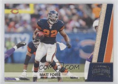 2011 Panini Threads - [Base] #28 - Matt Forte