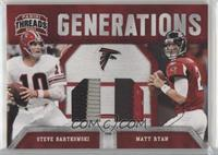 Matt Ryan, Steve Bartkowski #/50