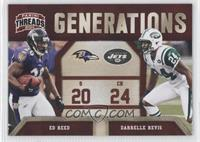 Ed Reed, Darrelle Revis