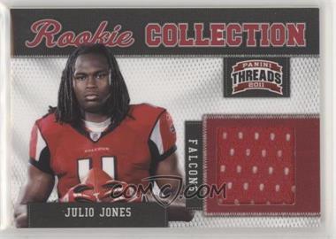 2011 Panini Threads - Rookie Collection Materials #19 - Julio Jones /299