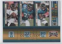 David Garrard, Maurice Jones-Drew, Mike Thomas /100