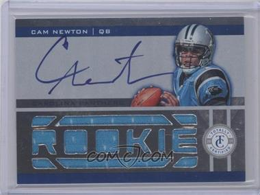 2011 Panini Totally Certified - [Base] - Totally Blue #207 - Cam Newton /299