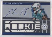 Clyde Gates #/499