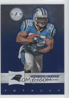 2011 Panini Totally Certified - [Base] - Totally Blue #87 - Jonathan Stewart /50