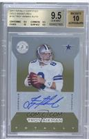 Troy Aikman /10 [BGS 9.5 GEM MINT]