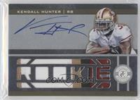 Kendall Hunter /25