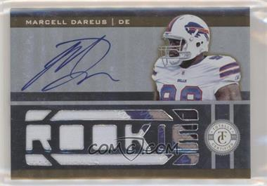2011 Panini Totally Certified - [Base] - Totally Gold #224 - Marcell Dareus /25